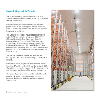 Page 9 - Isowall Company Profile